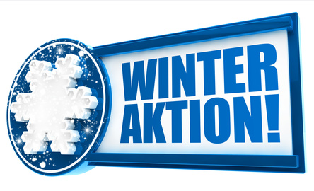 Winter Aktion
